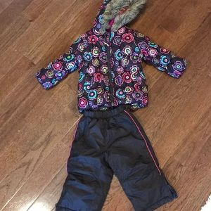 Other - Two piece snow suit 18 months
